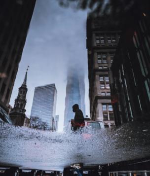 Всемирный торговый центр, Нью-Йорк