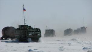 Lake Vostok