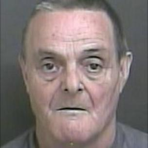 Image caption Barber, 60, of Gloucester, was sentenced to 14 years behind bars - _54384848_williamvictorjohnbarber