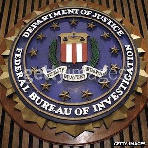 FBI sigillo