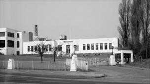 Wallis, Gilbert & Partner's 1928 Firestone factory in London