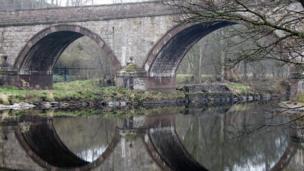 Bridge over the River Esk