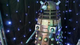 Arddangosfa Dr Who