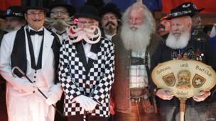 2012 European Beard and Moustache Championships
