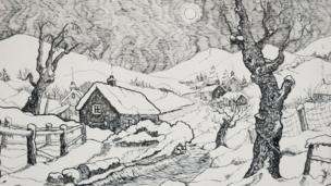 Snow gan John Neville Foulkes, © stad Neville Foulkes