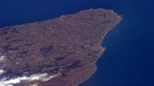 Aberdeen from space