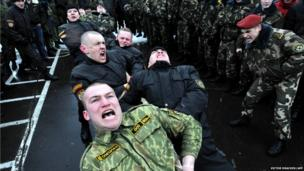 Belarus soldiers