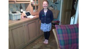 World Book Day dressing up