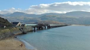 Barmouth Bridge, Gwynedd