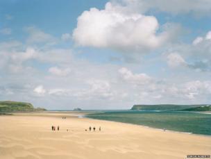 Simon Roberts, Camel Estuary, Padstow, Cornwall