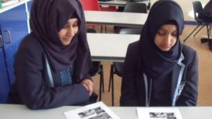 Manchester Islamic School for Girls students