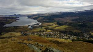 Killin and Loch Tay