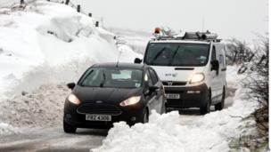 Cars in Antrim