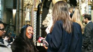 Lincoln Castle Academy interview Beverley Knight