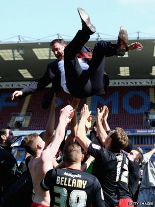Manager Malky Mackay