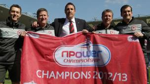 Cardiff management