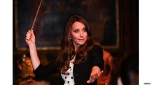 Kate and wand