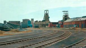 Cortonwood Colliery by Peter Watson