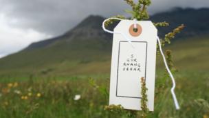 Poem on Skye