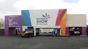 The event, which is now in its 145th year, has faced a huge logistical challenge in moving to its new home.