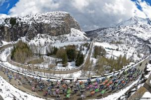 Tour of Italy cycle race
