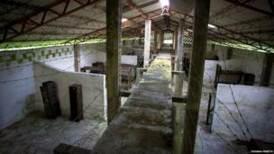 Gorgona prison