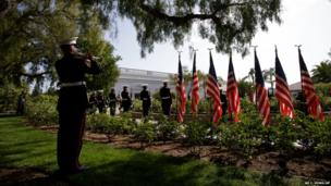 Reunion for Vietnam prisoners of war