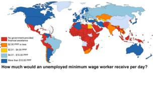 Support for unemployed