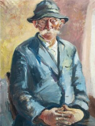 John Lowrie Morrison painting