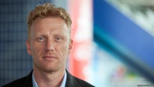 Grey's Anatomy star Kevin McKidd is one of the jurors who will select the film festival's Michael Powell Award for Best British Feature Film