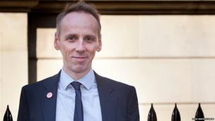 Scottish actor Ewen Bremner, who also appeared in Trainspotting, as well as Hollywood blockbusters Black Hawk Down and Pearl Harbor, was in Edinburgh for the opening night gala