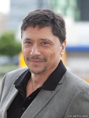 Carlos Bardem, brother of Oscar-winner Javier, starred in Days of Grace, which had its UK premiere at the festival
