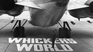 Whicker's World opening sequence