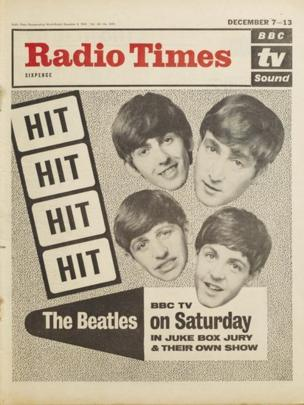Beatles on Saturday, 5 December 1963