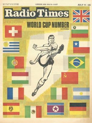 World Cup, 7 July 1966