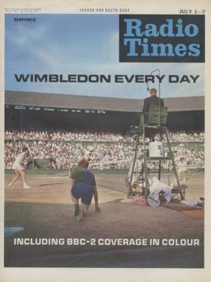 Wimbledon, 29 July 1967