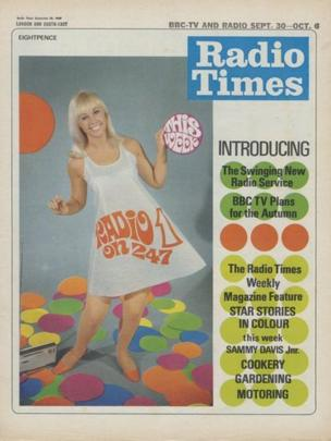 Radio One 28 September 1967