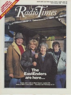 Eastenders, 16 February 1985