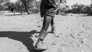 Opuwo, Kunene region, Namibia