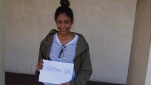 Janani Muhunthan, 23 children's rights advocate