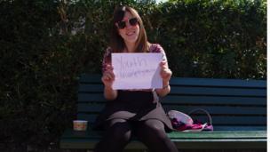Georgia Leaker, 24, recently unemployed copywriter