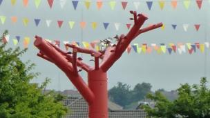 George Wyllie sculpture