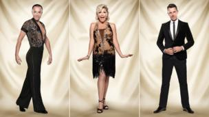 Julian MacDonald, Fiona Fullerton, Ashley Taylor Dawson