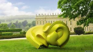 Beyond Limits exhibition at Chatsworth House