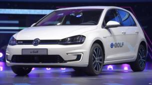 VW e-Golf