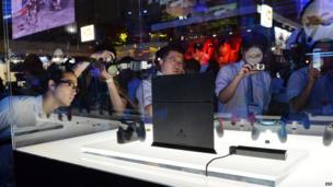 Photographers look at the PlayStation 4