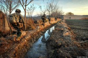 1st Battalion of The Duke of Lancaster's Regiment in Helmand, Afghanistan