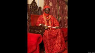 Pere Donokoromo ll JP, the Pere of Isaba Kingdom