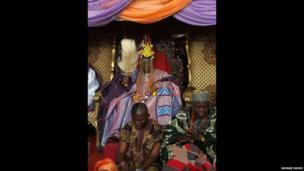 Alayeluwa Oba Rufus Adeyemo Adejugbe, Aladesanmi III-, The Ewi of Ado- Ekiti.