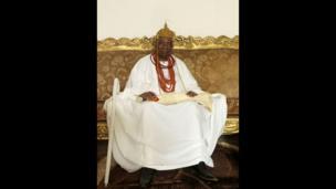 Oba Dr Adekunle Aromaolaran II, the Owa Obokun of Ijeshaland
